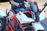 車椅子ユーザーのための新しい乗り物