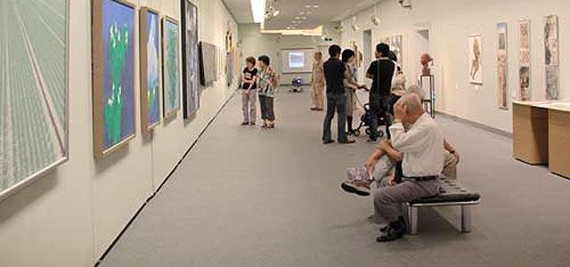 金沢美術工芸大学 同窓会 福井支部展 2011 へご来場有難う御座いました