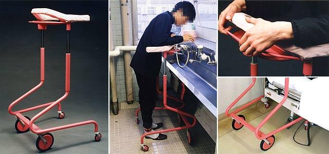 入院患者のための歩行器 TAP