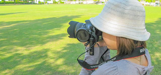 【販売中】 Φ58mm、Φ62mm レンズキャップ用ホルダー