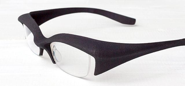 3Dデータ化した頭を元に、 自分専用の眼鏡を作ってみる その3