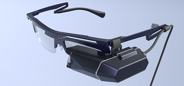 【 3D 】 ヘッドマウントディスプレイ や デバイスメガネ 、 ウェアラブルデバイス のデザイン・開発について